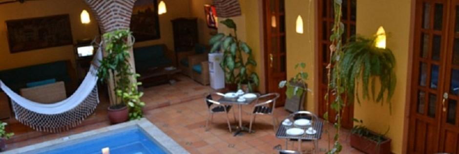 Zonas Comunes Fuente hotelcasaindiacatalina com2